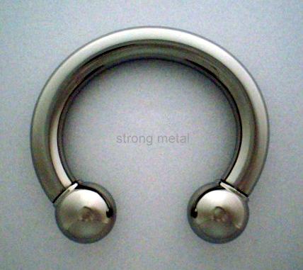 Bracelet torque. Acier 316L inoxydable. Bijou massif. Anti magnétique. 250gr. dans BRACELET ACIER 316L bracelet-acier-7
